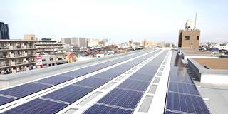 太陽光発電工事は千代田エネルギー!